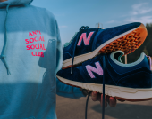 New Balance x Titolo 'Deep Into Blue'
