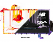 Stance x New Balance 'All Day All Night'