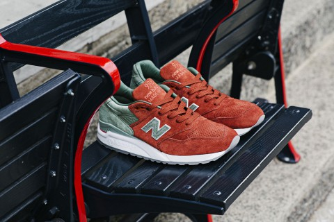 "Concepts x New Balance ""City Rivals"" - zdjecie nr 7"