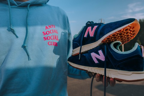 New Balance x Titolo 'Deep Into Blue' - zdjecie nr 1