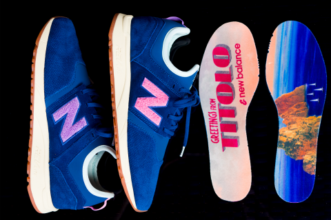 New Balance x Titolo 'Deep Into Blue' - zdjecie nr 3