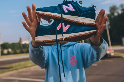 New Balance x Titolo 'Deep Into Blue' - zdjecie nr 2