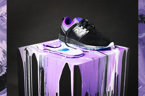 Stance x New Balance 'All Day All Night' - zdjecie nr 5